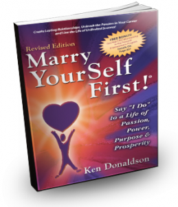 marry yourself first book cover