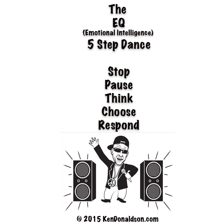 Ken Donaldson and The EQ Five Step Dance