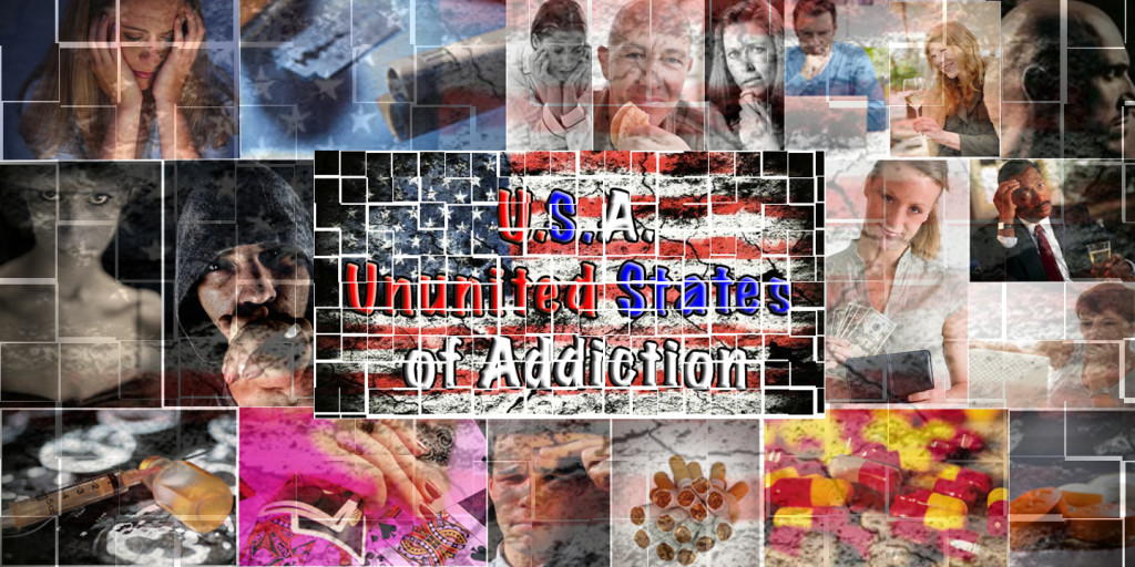 Ken Donaldson Ununited States of Addiction