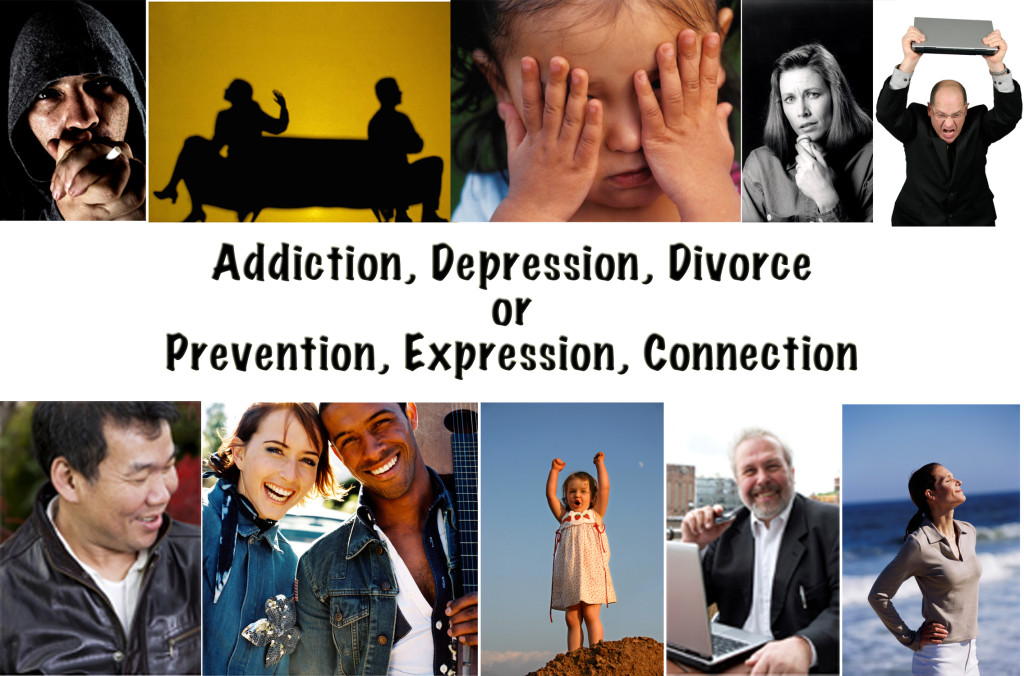 "Ken Donaldson The ""Other"" A.D.D.: Addiction, Depression and Divorce and an Emotionally Intelligent Curriculum for Intervention and Prevention"