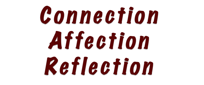 Ken Donaldson My 3 Words for 2017: Connection, Affection and Reflection