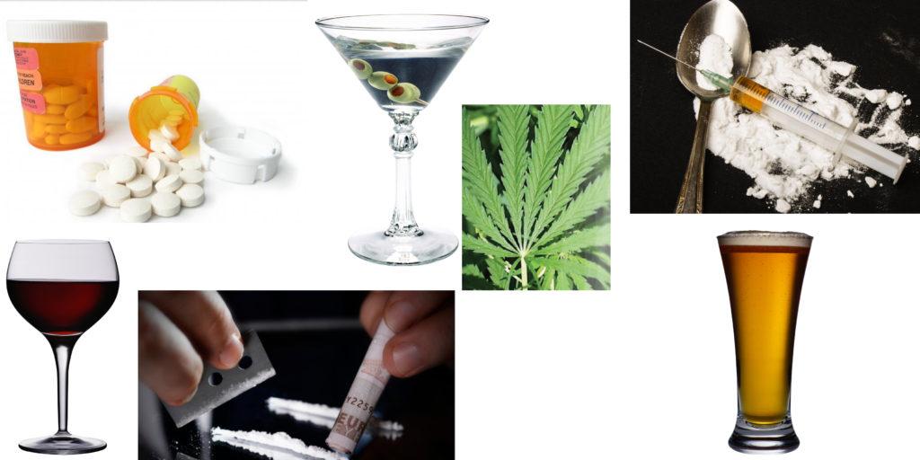 Ken Donaldson on drug and alcohol addiction
